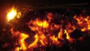 Ostróda: Pożar hali o powierzchni 300 metrów kwadratowych