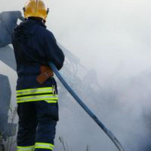 Dwa pożary w regionie