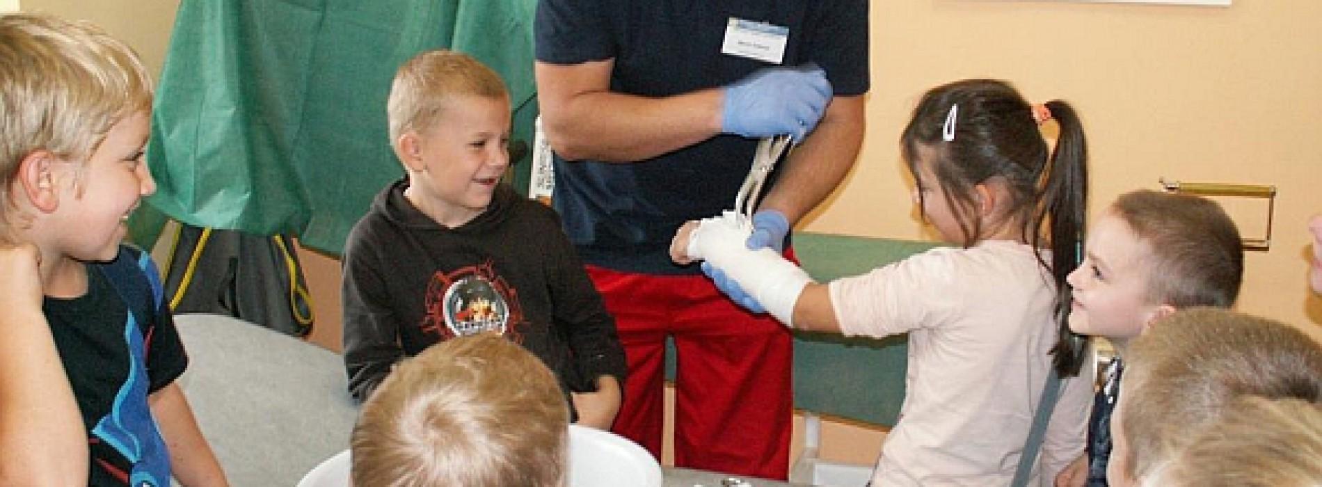 Akademia Zdrowia w Szpitalu Dziecięcym w Olsztynie
