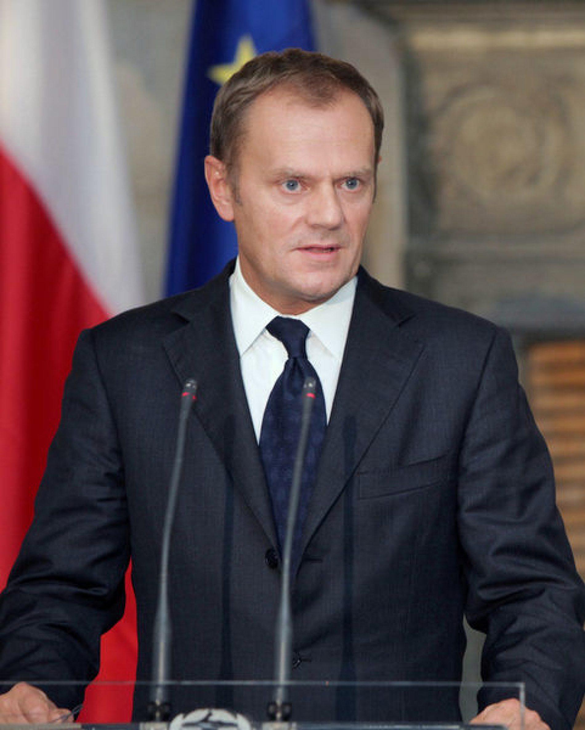 Donald Tusk ponownie przewodniczącym Rady Europejskiej