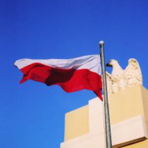 Olsztynianie obchodzili Dzień Flagi