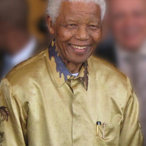 W wieku 95 lat zmarł Nelson Mandela