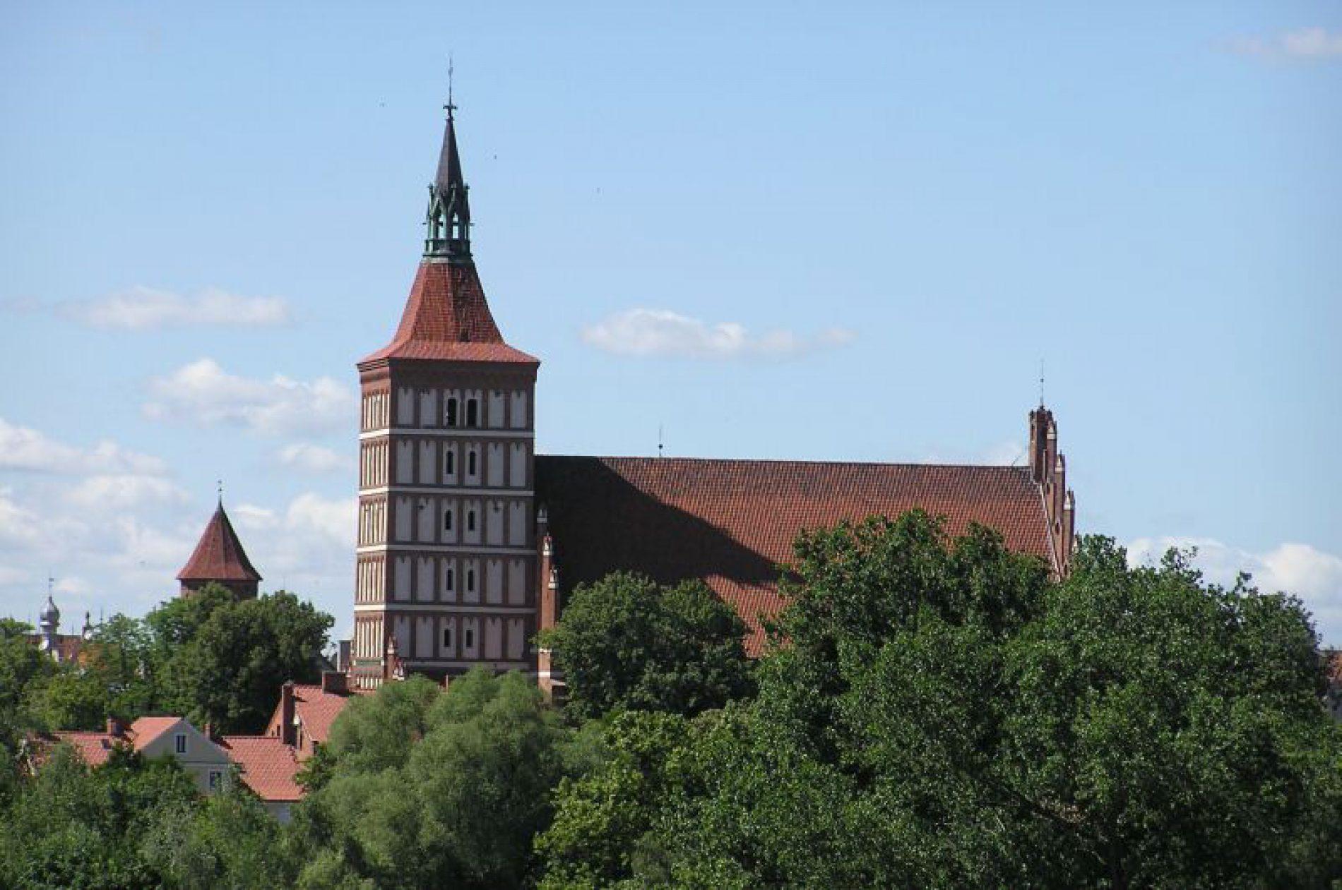 Olsztyn w dziesiątce najpiękniejszych miast Polski