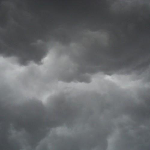 Po fali upałów  nadchodzą groźne burze