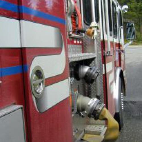 Dwie osoby poparzone w wyniku wybuchu butli z gazem w Kiemławkach Wielkich