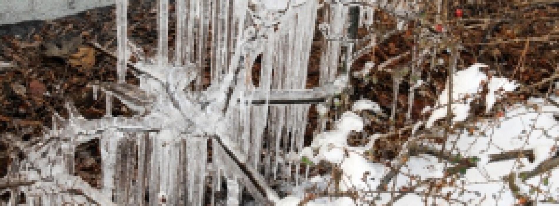 Na Warmii i Mazurach panują zimowe warunki jazdy