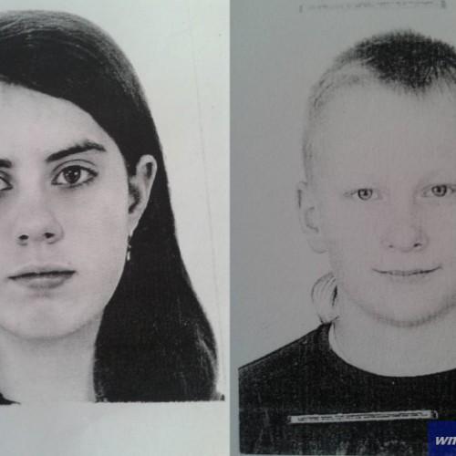 Olsztyńscy policjanci kontynuują poszukiwania dwojga nastolatków