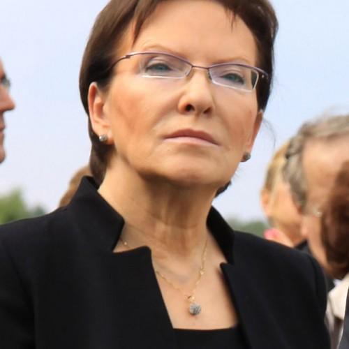 Ewa Kopacz kandydatem PO na przyszłego premiera