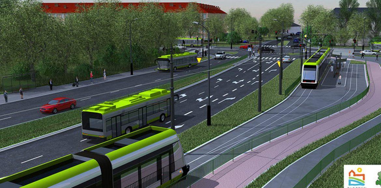 Samorząd Olsztyna chce dalszej robudowy komunikacji tramwajowej