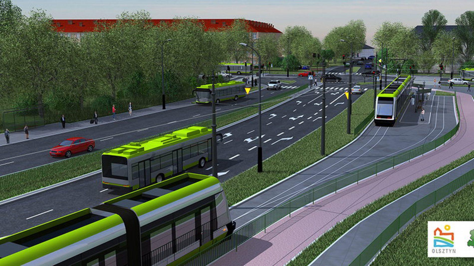 Olsztyńskie tramwaje obchodzą pierwsze urodziny