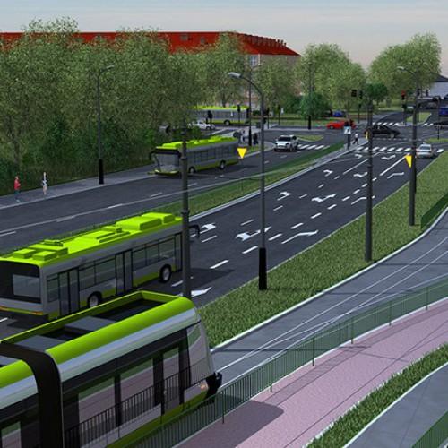 Olsztyn planuje rozbudowę sieci tramwajowej