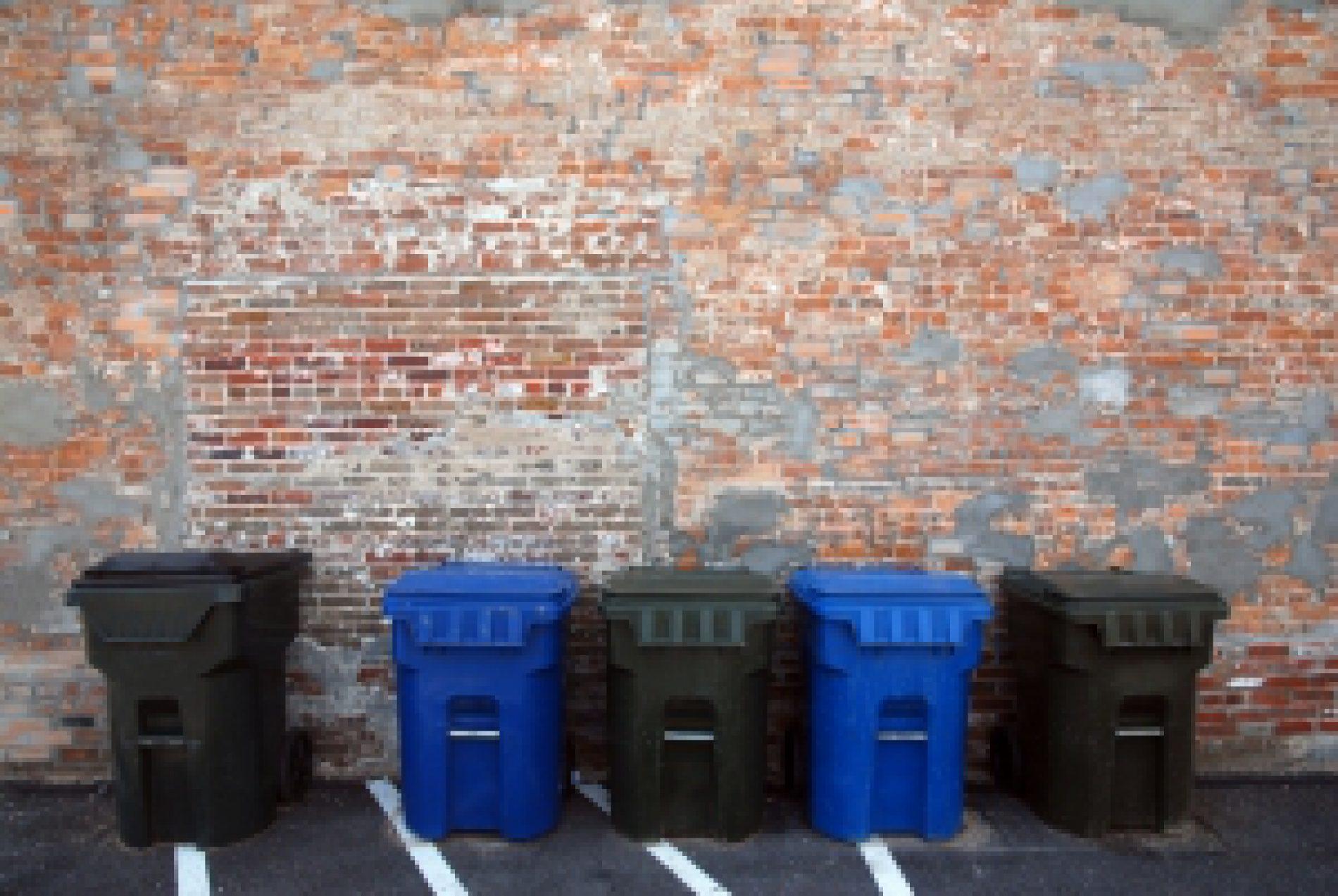 Od wczoraj obowiązują dwukrotnie wyższe stawki za wywóz odpadów