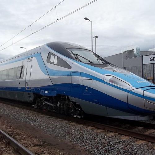 Pierwsze Pendolino rozpoczęły kursy pasażerskie