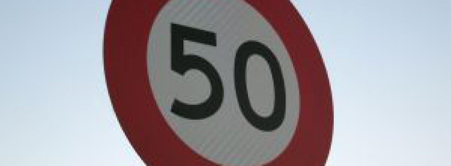 Zmiana dopuszczalnej prędkości na Sielskiej i Armii Krajowej