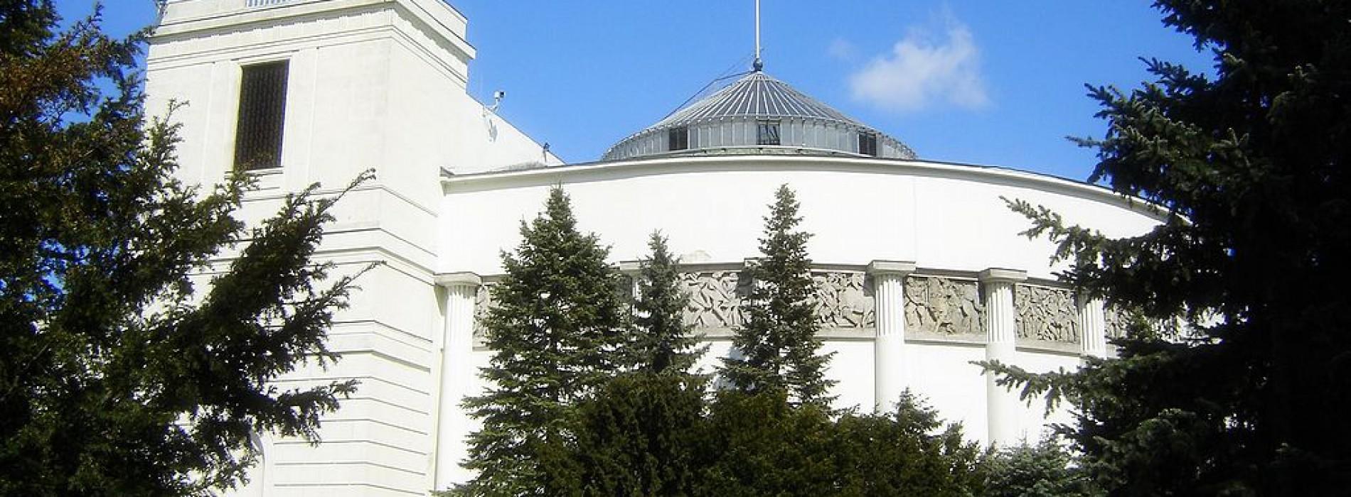 Wybrano nowych marszałków Sejmu i Senatu