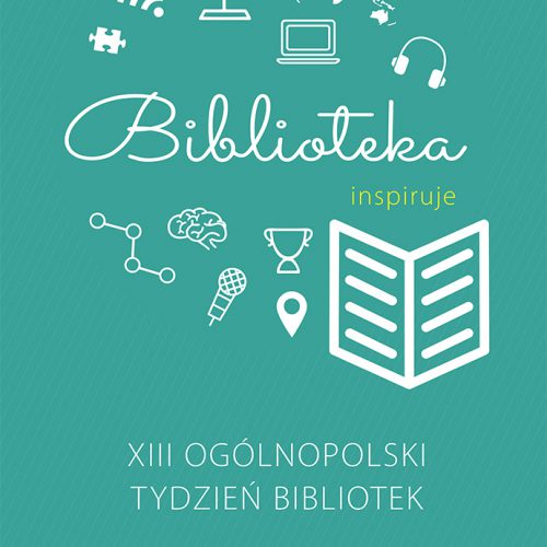 """Ruszyła 13. edycja """"Tygodnia bibliotek"""""""