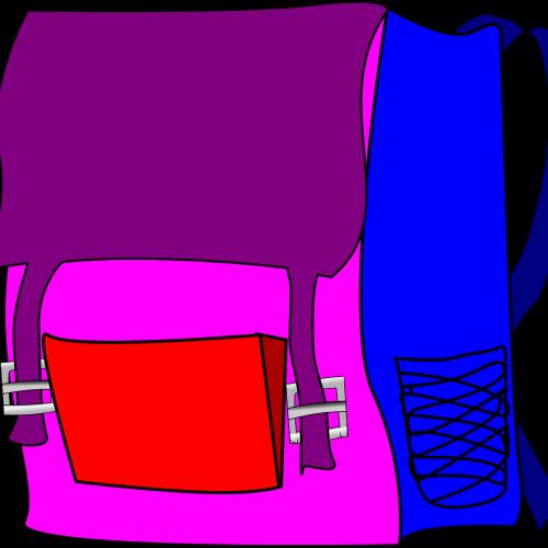 14 procent uczniów szkół podstawowych na Warmii i Mazurach nosi zbyt ciężkie tornistry