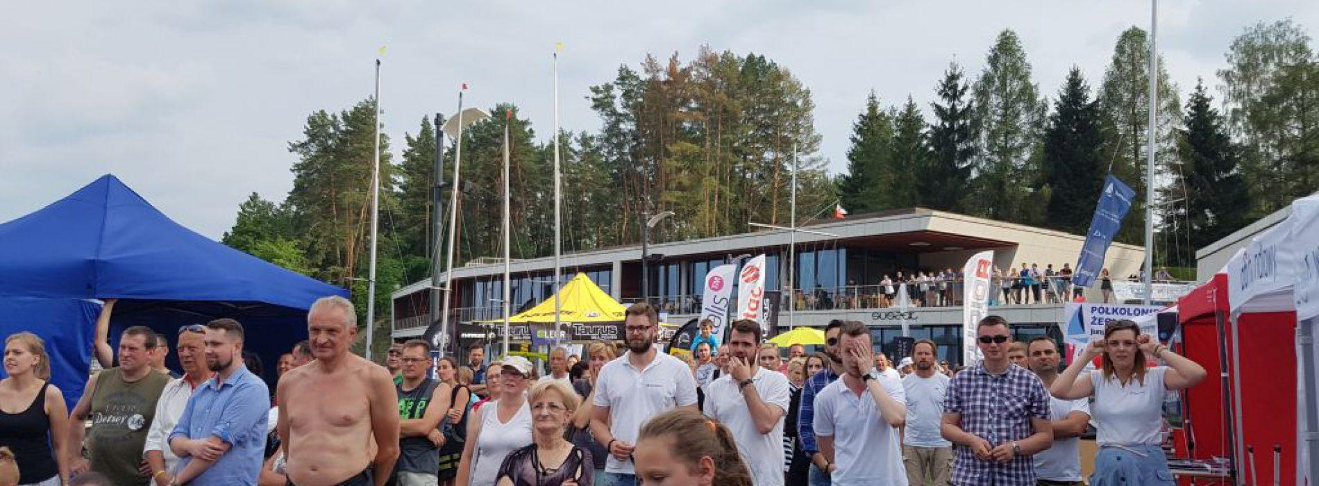 Trzy dni z łodziami – czyli Olsztyn pojawia się na mapie imprez żeglarskich