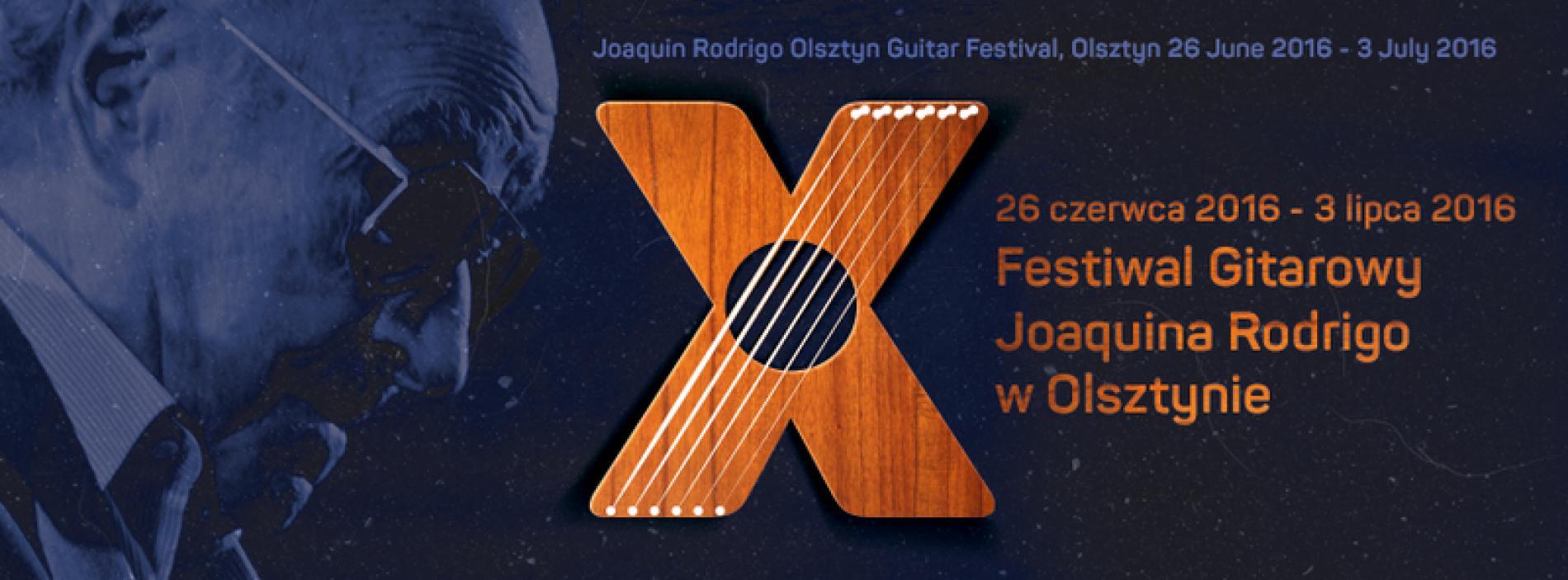 8. Festiwal Gitarowy Joaquina Rodrigo