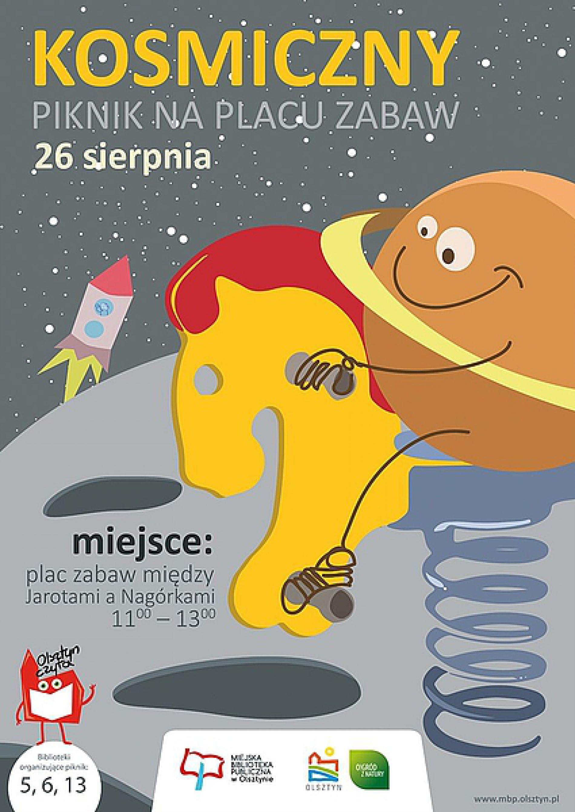 Kosmiczny piknik na olsztyńskich Jarotach