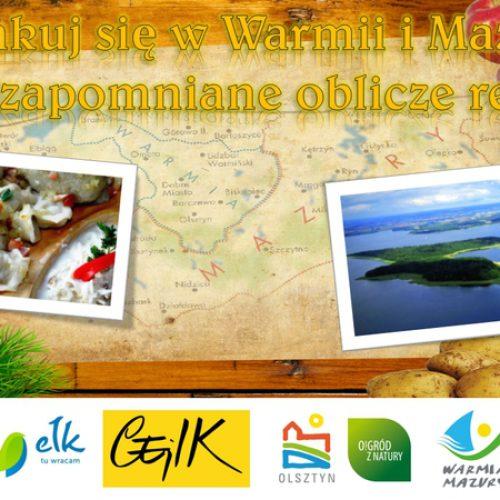 Olsztyńska młodzież rozsmakuje się w Warmii i Mazurach