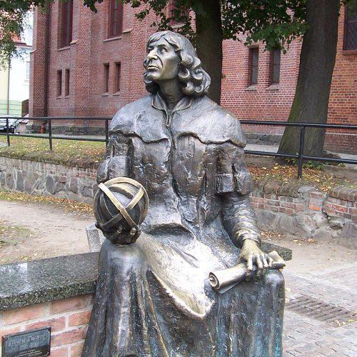Olsztyn doceniony za kampanię popularyzującą Kopernika