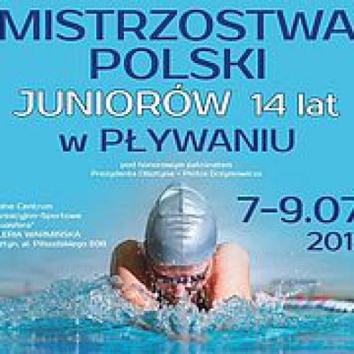Młodzi pływacy z całej Polski spotkają się w Aquasferze