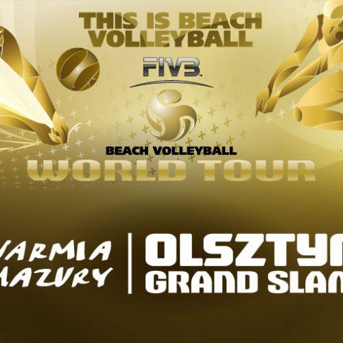 Zakończono przygotowania do Grand Slam w Olsztynie