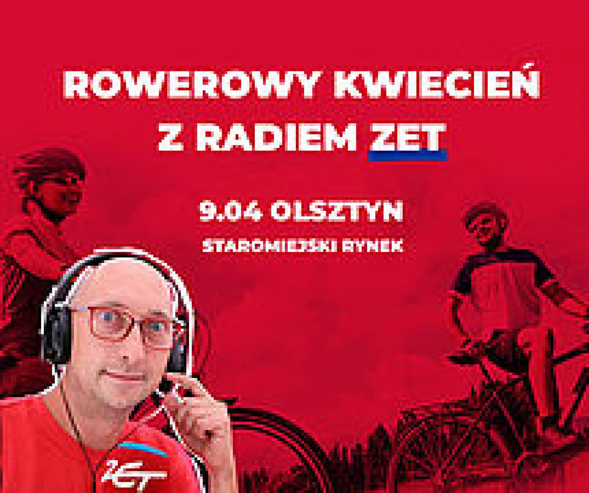 Na olsztyńskim rynku stanie miasteczko rowerowe