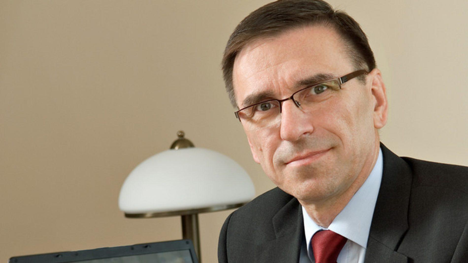 Piotr Grzymowicz ponownie prezydentem Olsztyna