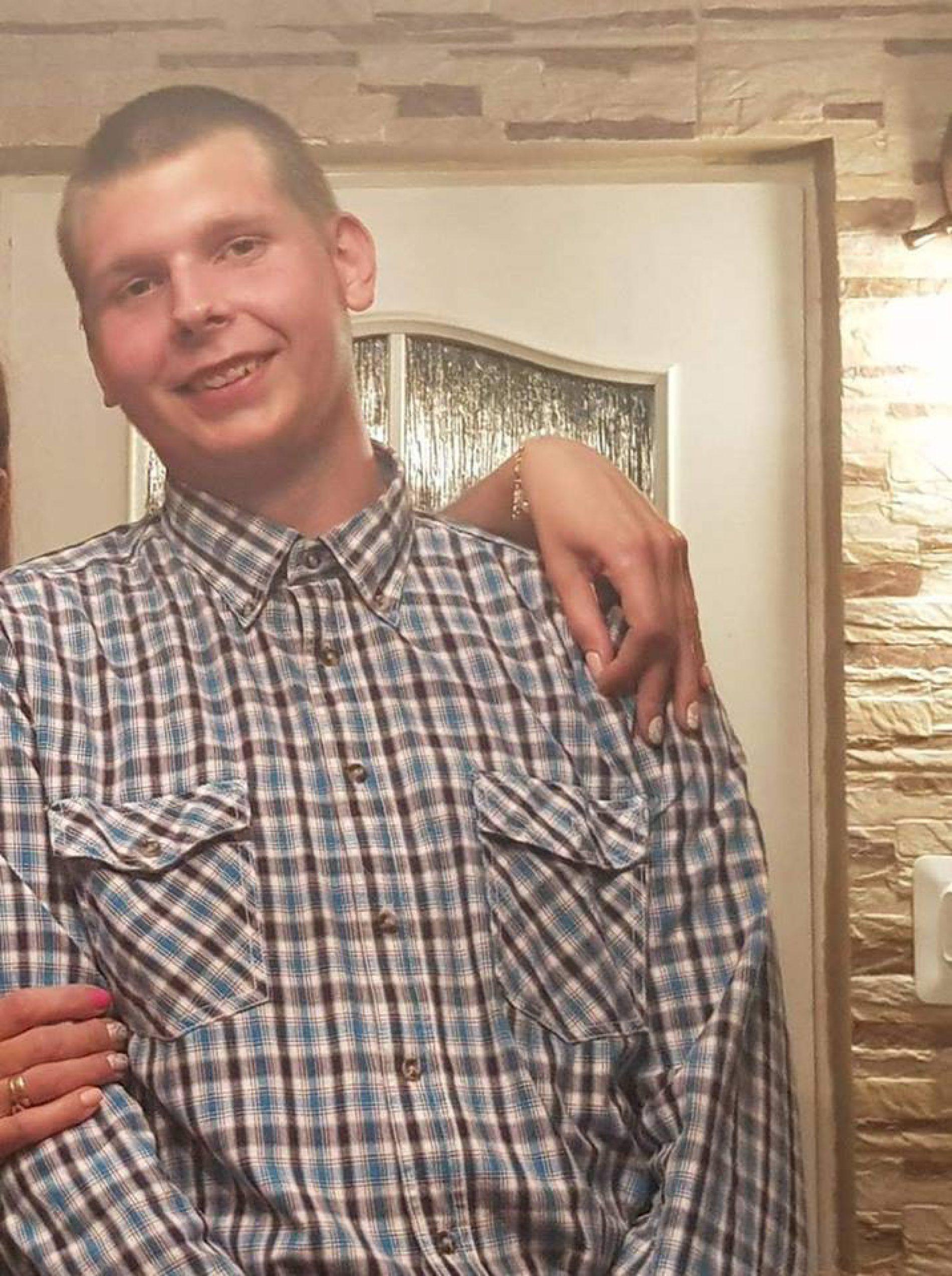 Trwają poszukiwania 19-letniego Radosława Zalewskiego