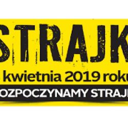 Prezydent Olsztyna spotkał się z protestującymi nauczycielami