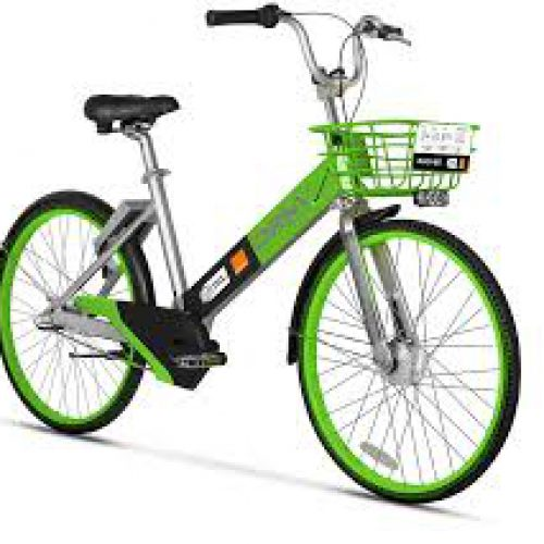 Wszystkie rowery miejskie dostępne dla wypożyczających